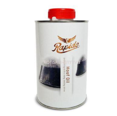 Rapide Hoof Oil with brush - olej na kopyta750 ml