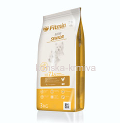 FITMIN DOG MINI SENIOR 3 KG