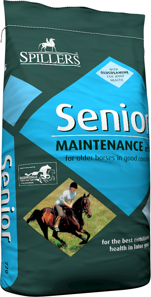 Spillers Senior Maintenance Mix 20kg