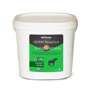 FITMIN HORSE HERBS BRONCHIAL