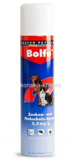 Bolfo spray 250 ml
