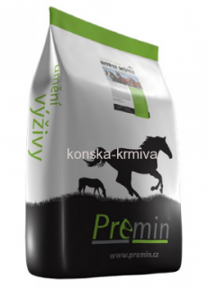 Premin Horse müsli APPLE & CARROT 20kg
