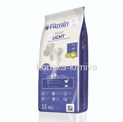 FITMIN DOG MAXI LIGHT 15 KG