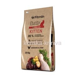 FITMIN CAT PURITY KITTEN 10 KG