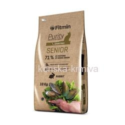 FITMIN CAT PURITY SENIOR - 10 KG