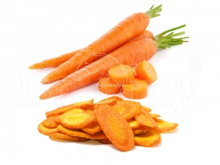 Dromy Carrot chips 1 kg