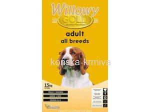Willowy Gold Adult All Breed 15 kg