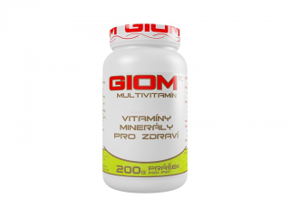 GIOM ERA MULTIVITAMIN 200G PLV